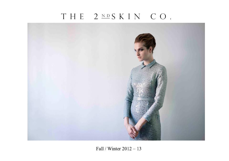 The 2nd Skin Co SS12