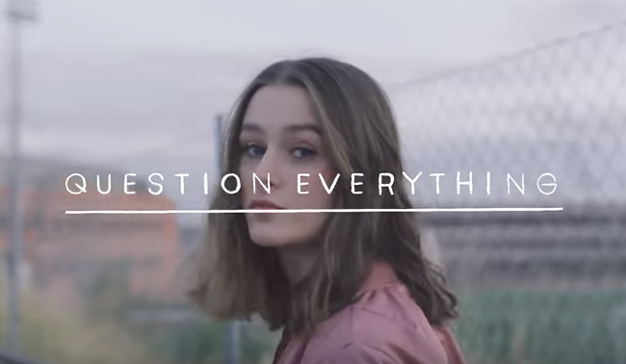 """question everything""/universidad europea"